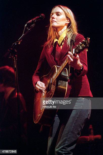 Aimee Mann performing at Beacon Theater on Friday night December 6 2002