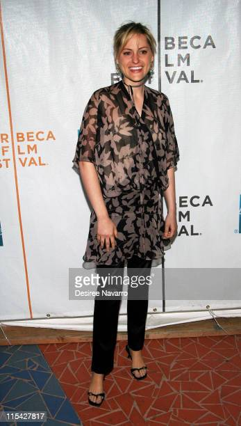 Aimee Mullins during 5th Annual Tribeca Film Festival 'Marvelous' Premiere at Regal Cinema 5 Battery Park City in New York City New York United States