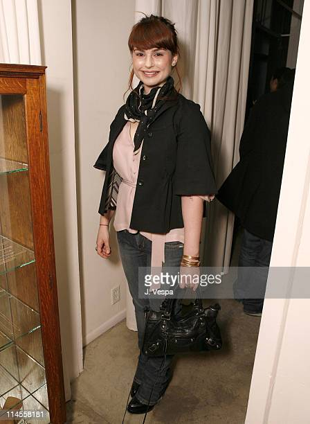 Aimee Osbourne during Cavern Wallpaper and Kidada for Disney Coutour Celebrate Their New Collections at Kaviar and Kind in West Hollywood,...