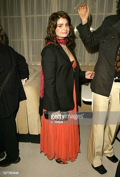 Aimee Osbourne during EMI 2004 GRAMMY Party at Los Angeles County Museum of Art in Los Angeles, California, United States.