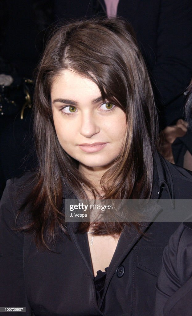 Mercedes-Benz Fashion Week Fall 2003 Collections - Sean John - Front Row and
