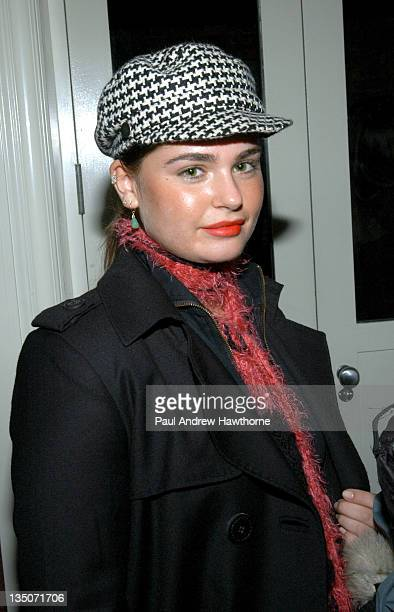 Aimee Osbourne during Paper Magazine and Svedka Vodka Celebrate Paper Magazine's February Issue Featuring Pharrell Williams at APT in New York City...