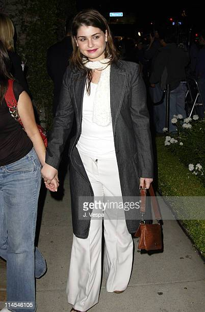Aimee Osbourne during Stella McCartney Los Angeles Store Opening - Arrivals at Stella McCartney Store in Los Angeles, California, United States.