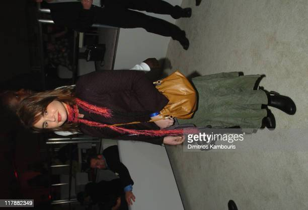 Aimee Osbourne during TEN GM Rocks Award Season With Cars Stars and Fashion Inside at Sunset and Vine in Hollywood California United States