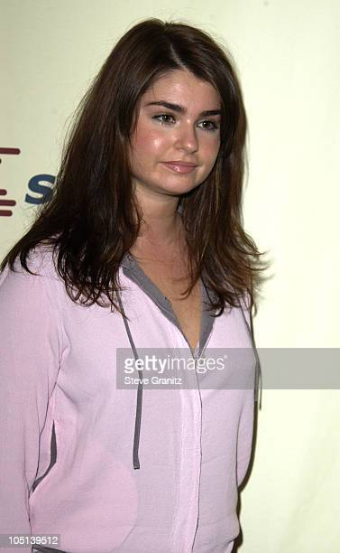 Aimee Osbourne during The 10th Annual Race to Erase MS - Arrivals at Century Plaza Hotel in Century City, California, United States.