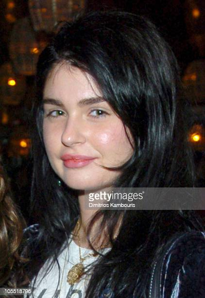 Aimee Osbourne during 'The Brown Bunny' New York Premiere After Party at Maritime Hotel in New York City New York United States