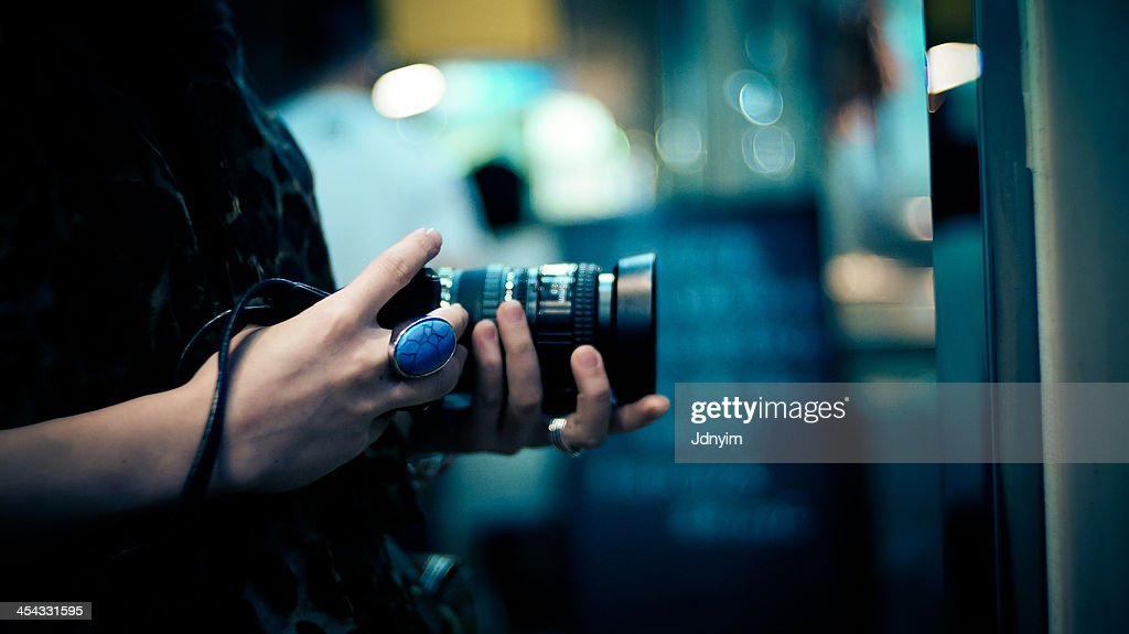 Aiming : Stock Photo