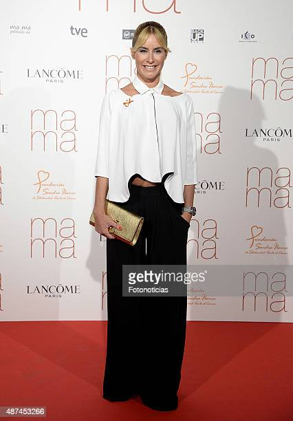 Ainhoa Arbizu attends the 'Ma Ma' Premiere at the Capitol Cinema on September 9 2015 in Madrid Spain