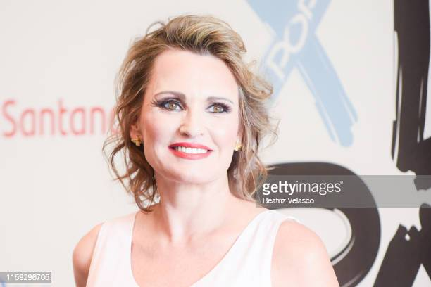 Ainhoa Arteta attends 'Concierto Por La Paz' by Starlite Foundation at Wanda Metropolitano on June 30 2019 in Madrid Spain