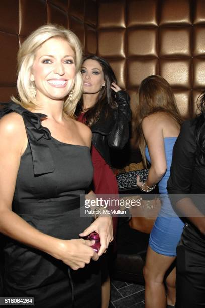 Ainsley Earhardt and KImberly Guilfoyle attend QUEST MAGAZINE What2WearWherecom hosts a soft launch of LAVO at 38 E 58th St on September 9 2010 in...