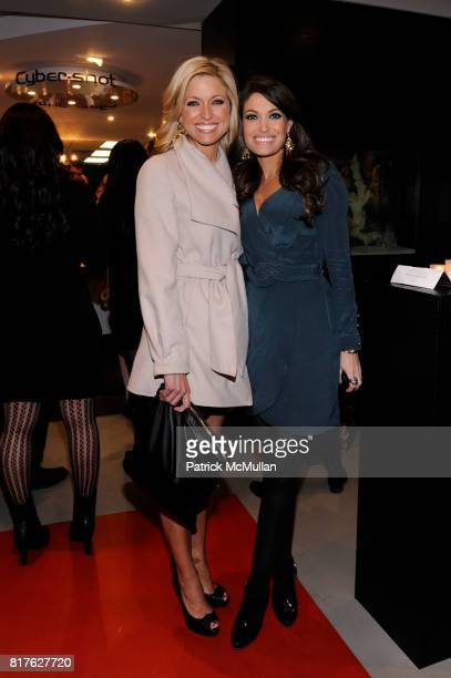 Ainsley Earhardt and Kimberly Guilfoyle attend SONY Opening at WILLOUGHBY'S with NIGEL BARKER'S 'BEAUTY EQUATION' at Willouhby's on December 9 2010...