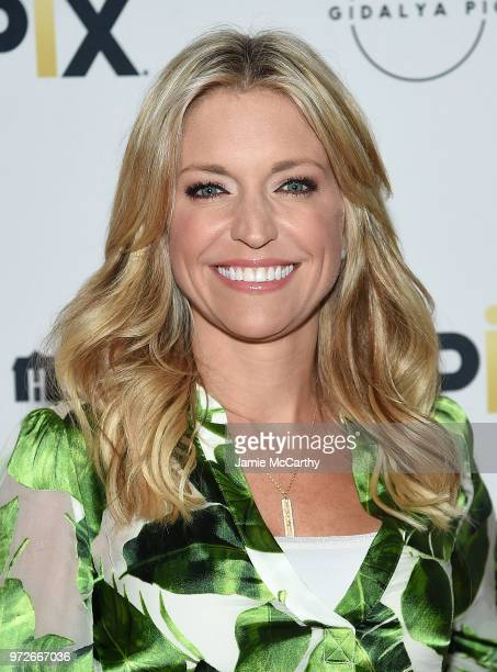 Ainsley Earhardt attends the This Is Home New York Screening at SVA Theater on June 12 2018 in New York City