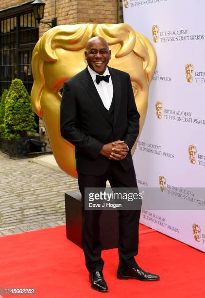 Ainsley Harriott attends the British Academy Television Craft Awards at The Brewery on April 28 2019 in London England
