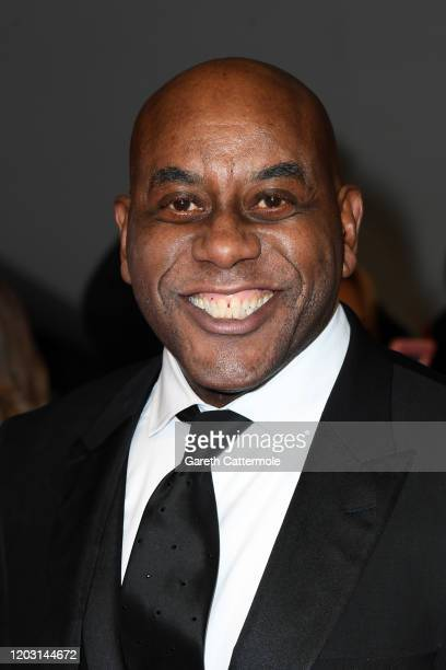 Ainsley Harriott attends the National Television Awards 2020 at The O2 Arena on January 28 2020 in London England