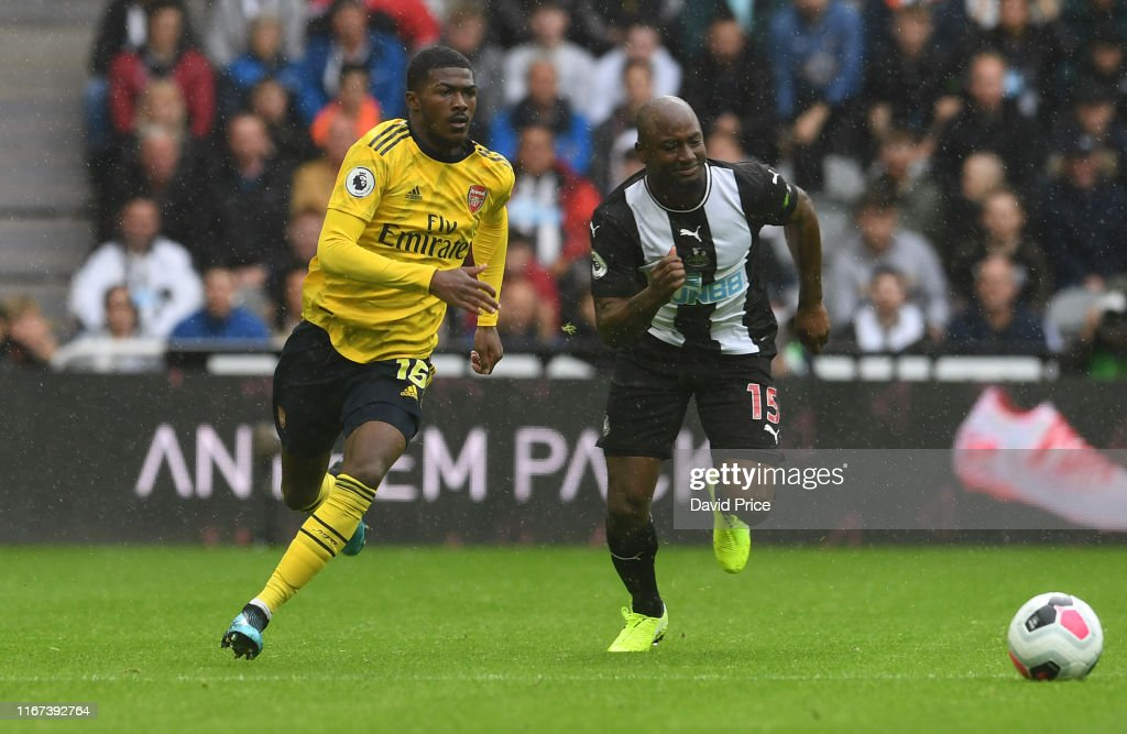 Newcastle United v Arsenal FC - Premier League : News Photo