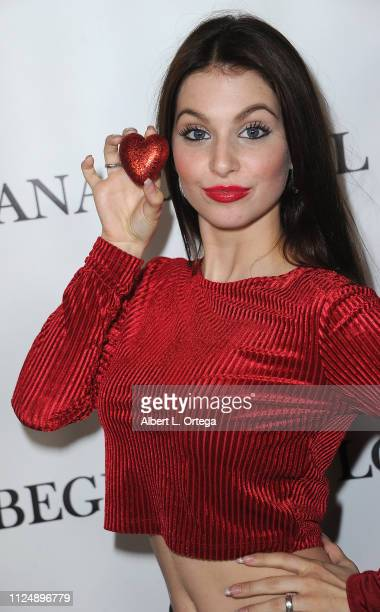 Ainsley Ross attends Breana Raquel Beginner's Love EP Release Party Diabetes Fundraiser held at Paramount Academy Of Music on February 13 2019 in...