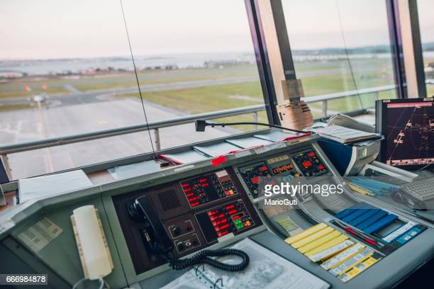 Kontrollturm Flughafen