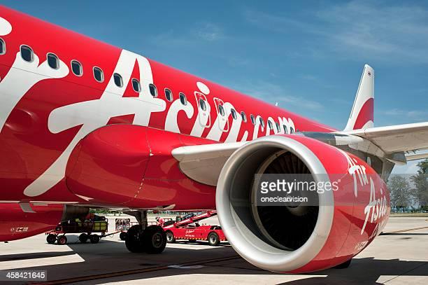 Air Asia A320 Airbus Plane