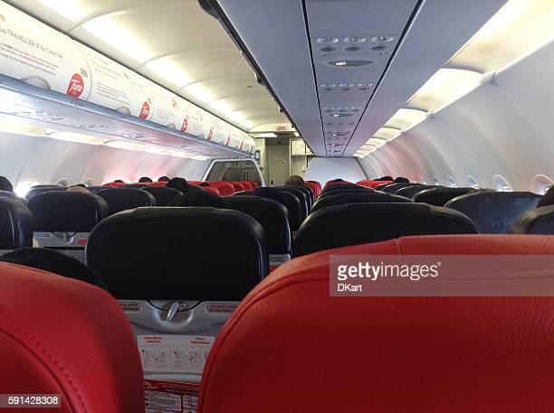 Air asia airbus interior
