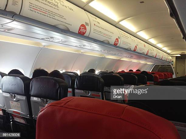 Air asia airbus interior