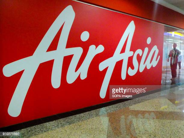 Air Asia commercial sign is seen at Kuala Lumpur sentral Kuala Lumpur or commonly known as KL is the national capital for Malaysia and is the fastest...