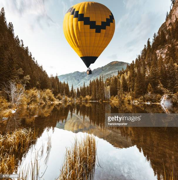 air balloon in colorad