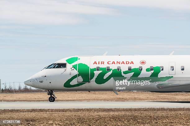 Air Canada Jazz Arrival