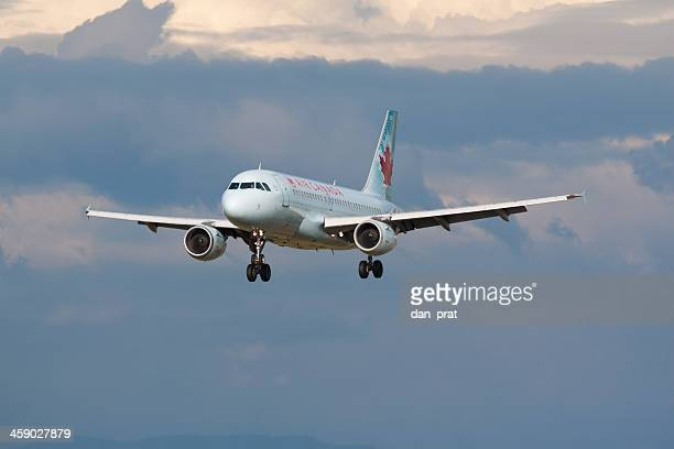 air canada - air canada stock pictures, royalty-free photos & images