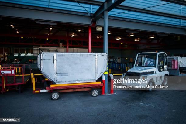 Air cargo container