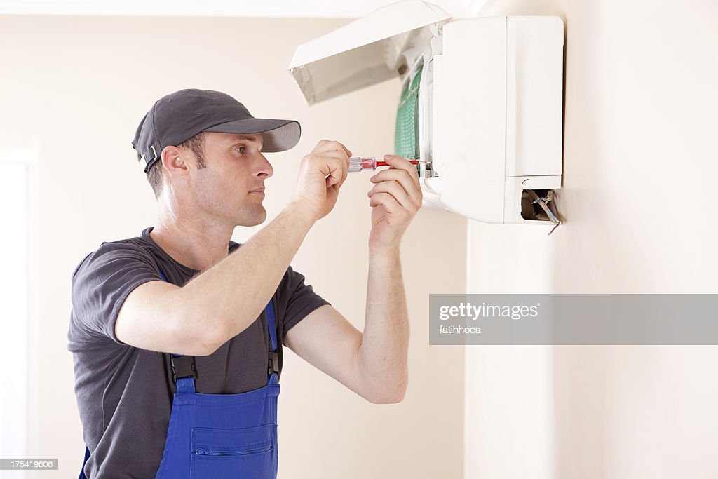Air Conditioner : Stock Photo