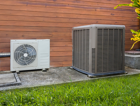 Air conditioning heat pumps 510960216