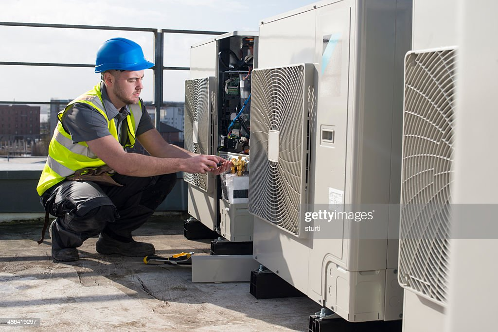 Image result for Air Conditioning Services istock