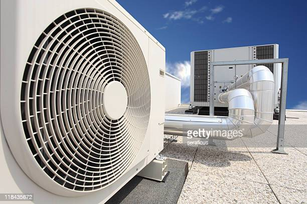 air conditioning system - ventilator stock pictures, royalty-free photos & images