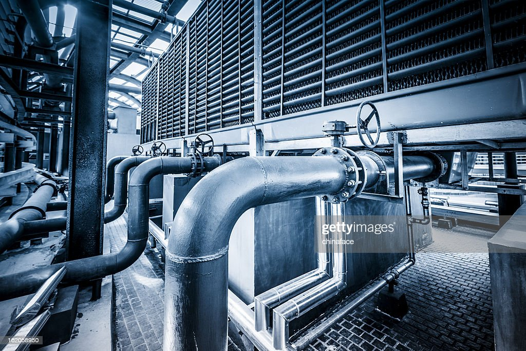 air conditioning systems : Stock Photo