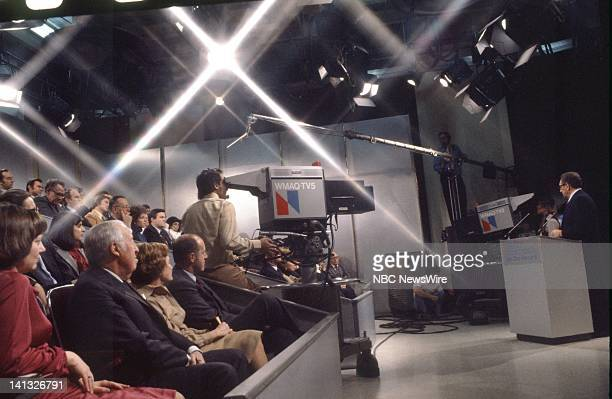 RECORD Air Date Pictured US Secretary of State Henry Kissinger during an NBC News Special that discusses the growth of Eurocommunism European...