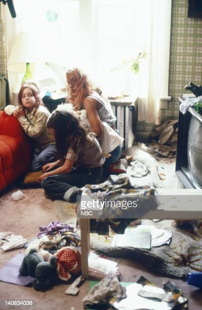 CHILDREN Air Date Pictured Lacey Guyon as Susan Cain Lexi Randall as Jessica Cain Sarah Jessica Parker as Callie Cain Photo by Alice S Hall/NBC/NBCU...