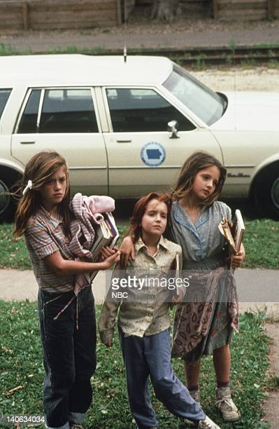 CHILDREN Air Date Pictured Lexi Randall as Jessica Cain Lacey Guyon as Susan Cain Jessica Campbell as Julie Cain Photo by Alice S Hall/NBC/NBCU Photo...