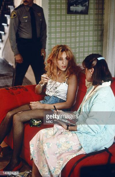 Air Date -- Pictured: Sarah Jessica Parker as Callie Cain, Susan Barnes as Donna Evans -- Photo by: Alice S. Hall/NBC/NBCU Photo Bank