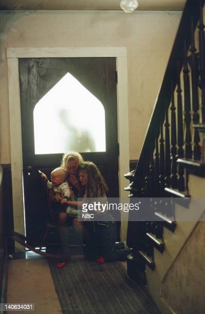 CHILDREN Air Date Pictured Sonny Stinnett/Alex Stinnett as Baby Jason Cain Sarah Jessica Parker as Callie Cain Lexi Randall as Jessica Cain Photo by...