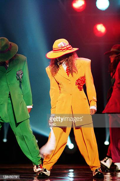 HONORS Air Date Pictured Janet Jackson on February 22 1994
