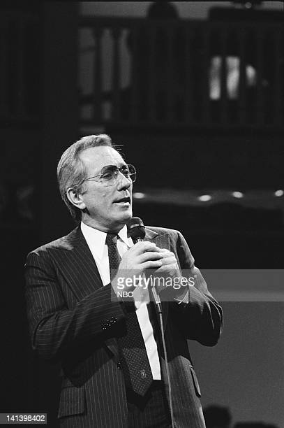 PRESIDENT Air Date Pictured Andy Williams Photo by Fred Hermansky/NBCU Photo Bank