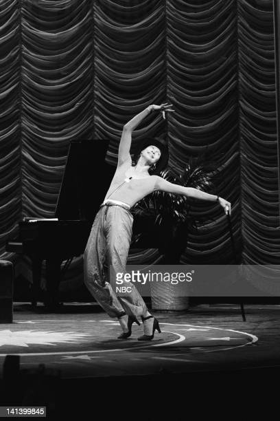 PRESIDENT Air Date Pictured Dancer Juliet Prowse Photo by Fred Hermansky/NBCU Photo Bank