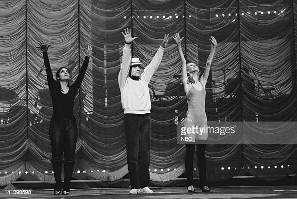 PRESIDENT Air Date Pictured Dancer Peter Gennaro Photo by Fred Hermansky/NBCU Photo Bank