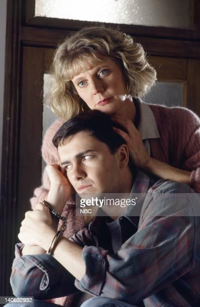 Blythe Danner as Bonnie Von Stein Matt McGrath as Chris Pritchard Photo by Gary Null/NBCU Photo Bank