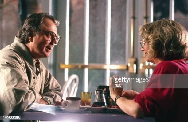 Denis Arndt as Leith Von Stein Blythe Danner as Bonnie Von Stein Photo by Bruce Birmelin/NBCU Photo Bank