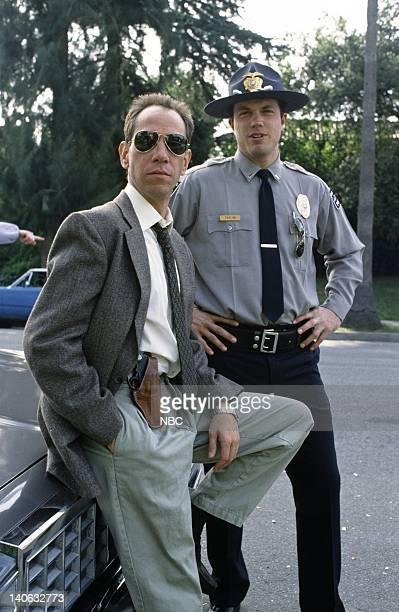 Miguel Ferrer as Lewis Young Adam Baldwin as Det John Taylor Photo by Bruce Birmelin/NBCU Photo Bank