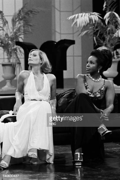 Actress/singer Sally Kellerman host/singer Gladys Knight Photo by Paul W Bailey/NBCU Photo Bank