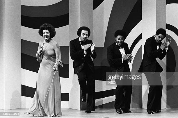 Gladys Knight The Pips William Guest Eddie Patten Merald Bubba Knight Photo by Paul W Bailey/NBCU Photo Bank