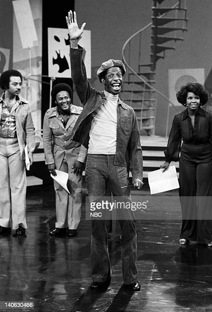 The Pips William Guest Eddie Patten Jimmie Walker Gladys Knight Photo by Paul W Bailey/NBCU Photo Bank