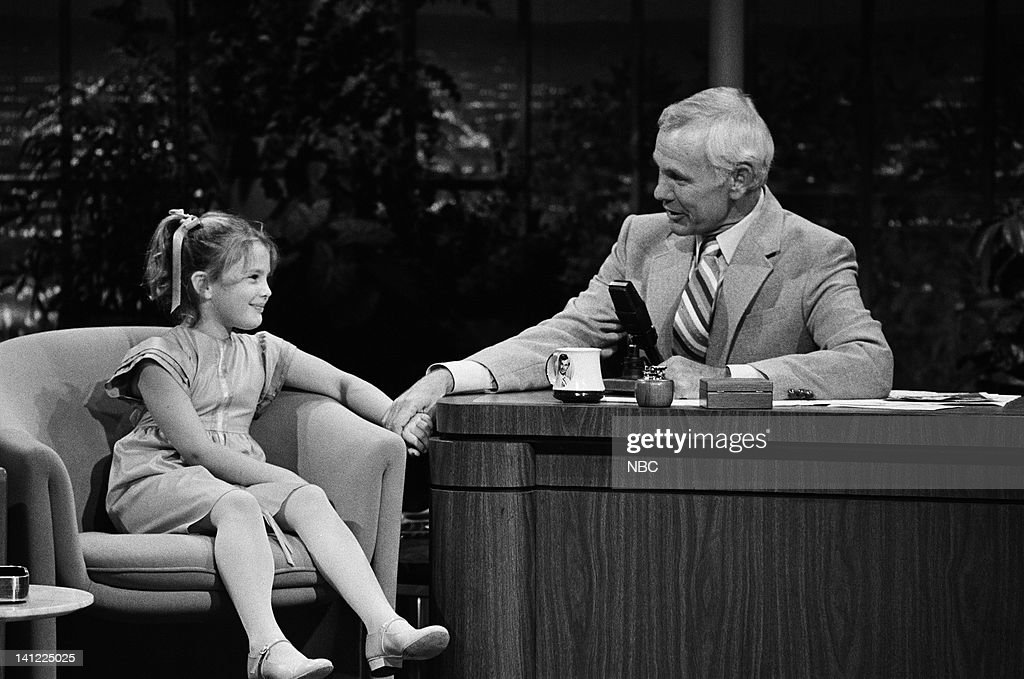 The Tonight Show Starring Johnny Carson : News Photo